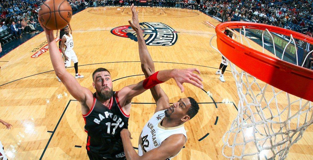 Valanciunas returns to Raptors lineup amid trade rumours