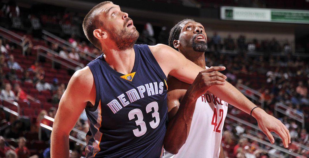 Raptors trade Valanciunas to Grizzlies for Gasol in 4-player deal