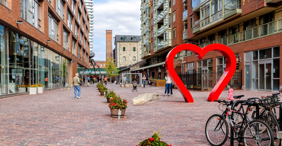 These are the best cities in Canada to find love