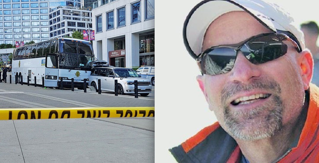 Tour bus driver fined $1,800 for crash that killed US doctor in Vancouver