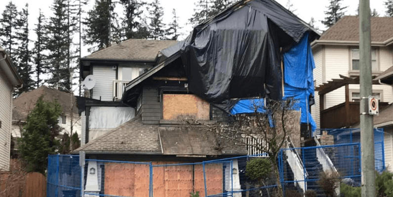 Metro Vancouver home destroyed in arson yours for $1.01 million