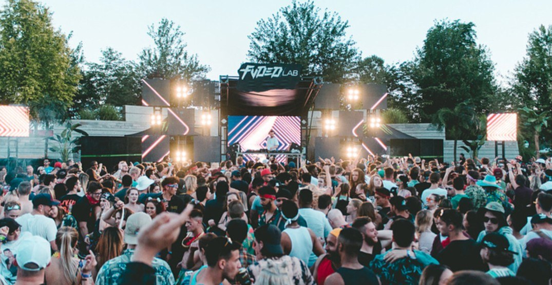 Single-day lineups announced for FVDED in the Park 2019
