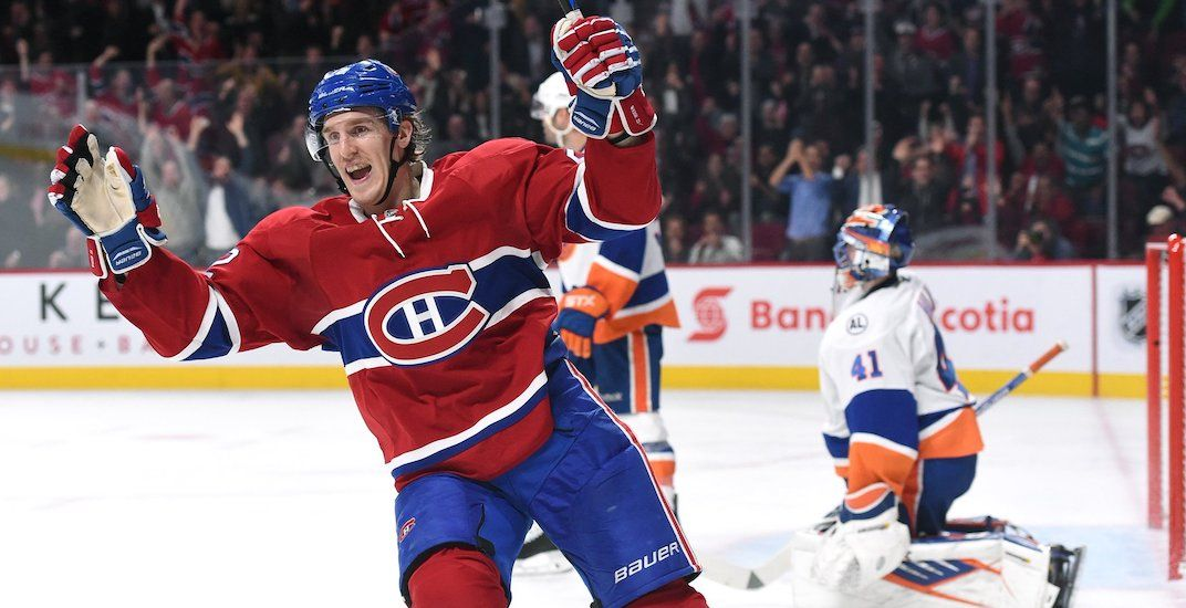 Canadiens bring back Dale Weise in 4-player trade with Flyers