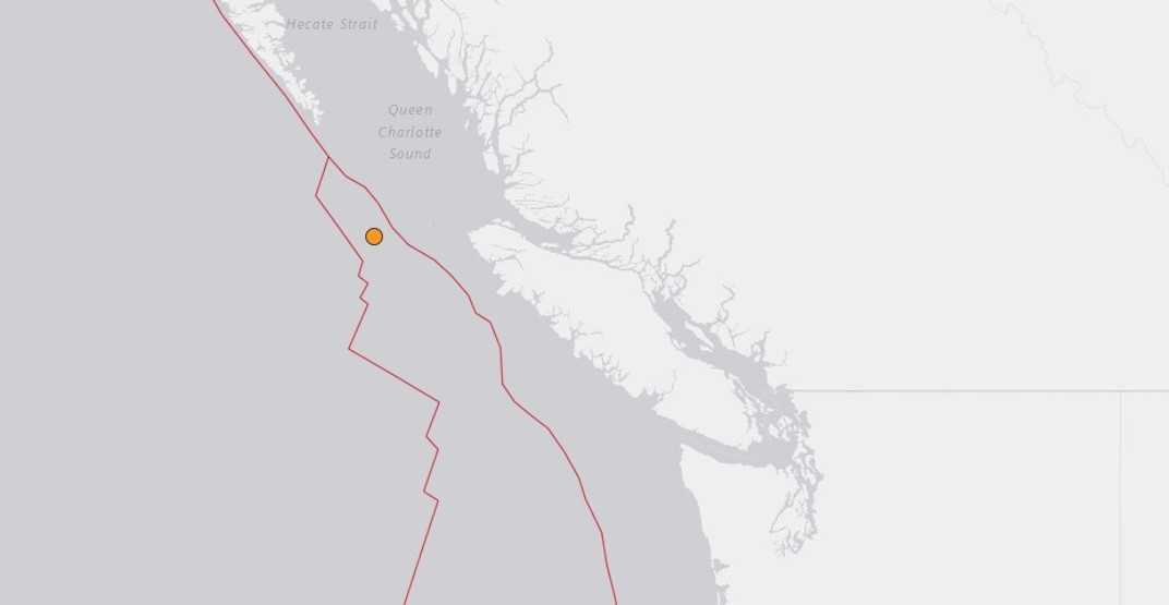 Bc earthquake february 10 2019