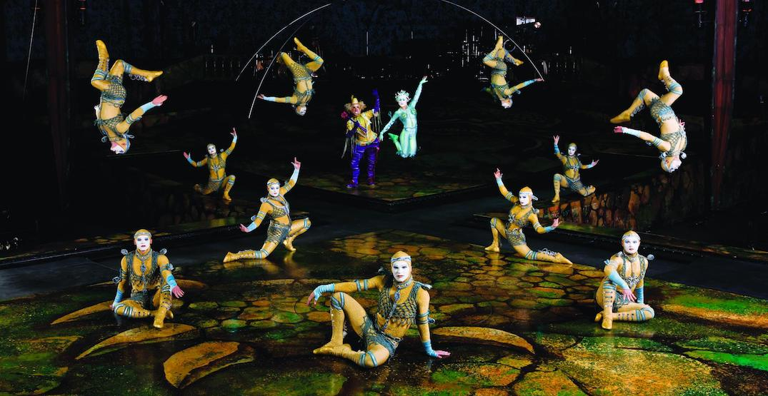 Cirque du Soleil's Algeria is coming to Ontario Place this fall