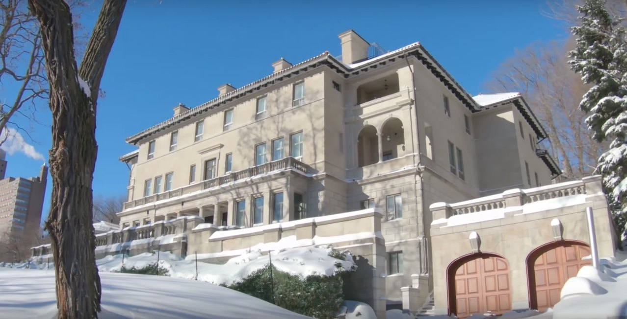 Montreal mansion million real estate