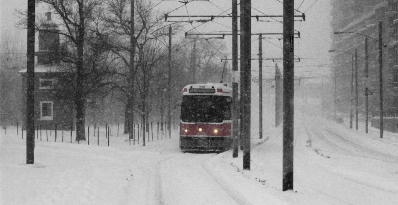 Environment Canada is advising everyone to postpone non-essential travel tomorrow