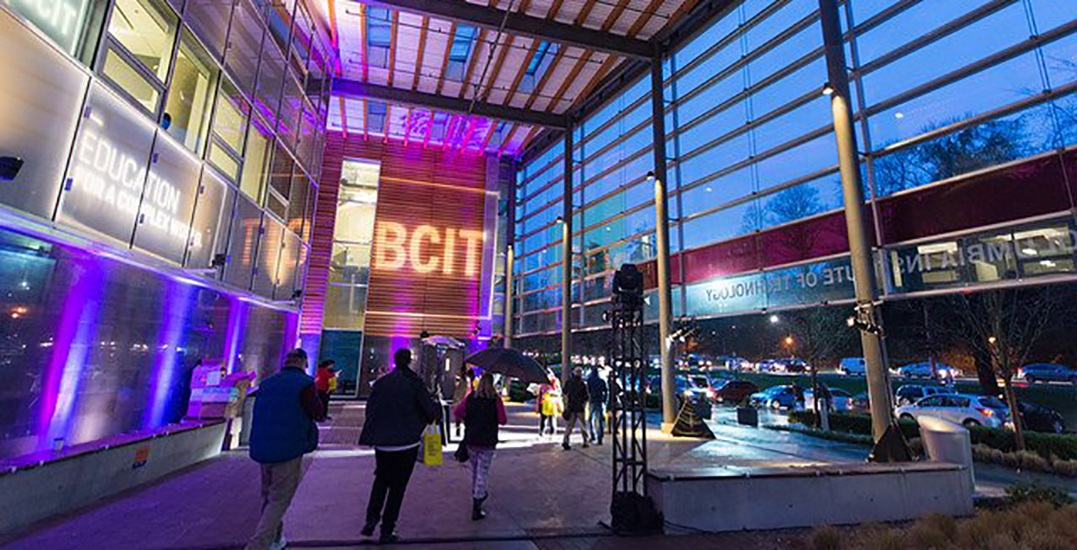 BCIT campuses announce closure in wake of afternoon snowfall