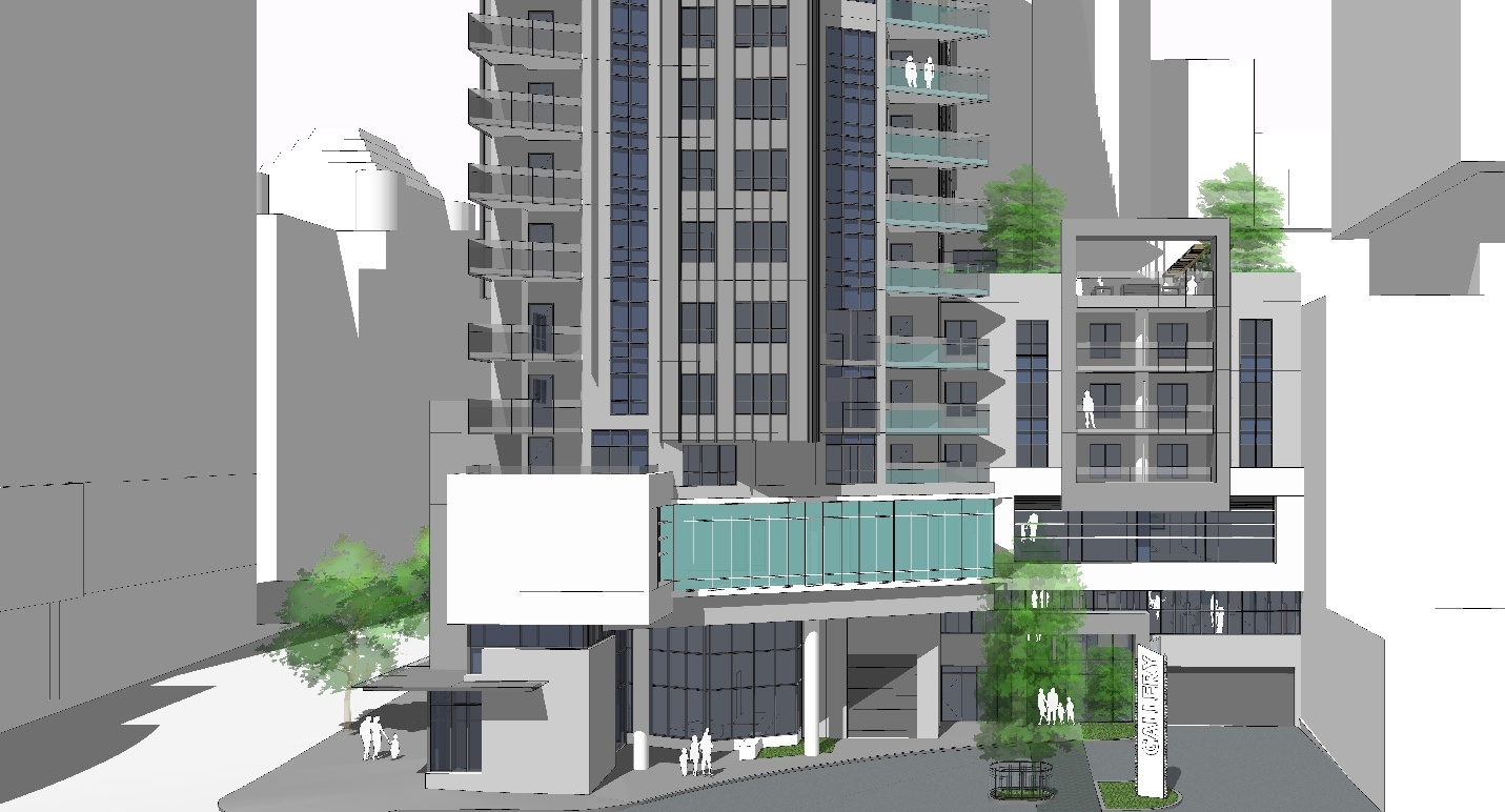 1290 Hornby Street Vancouver