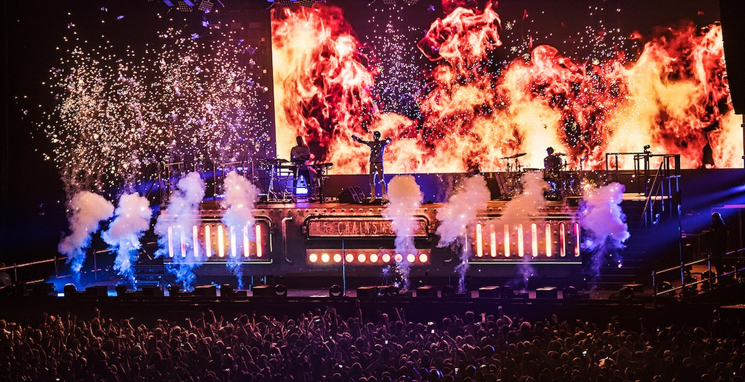 The Chainsmokers are bringing their 41-city tour to Montreal this October