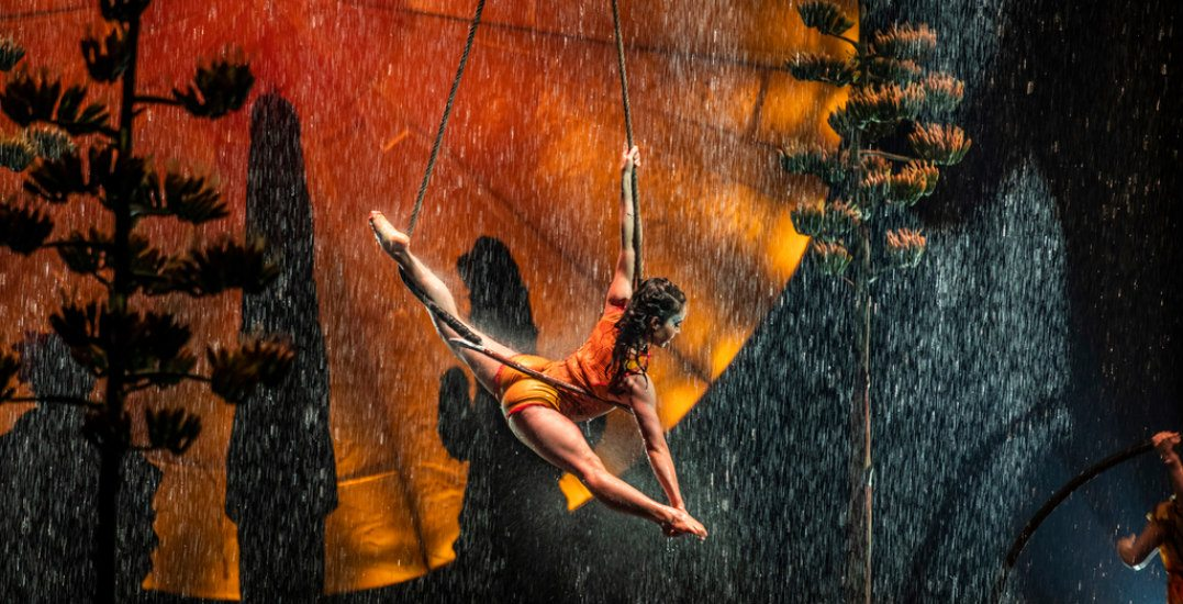 This is the last week that Cirque du Soleil's LUZIA will be in town
