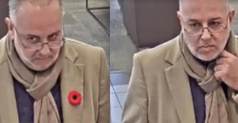 RCMP seek suspect after eight banks defrauded of $40,000