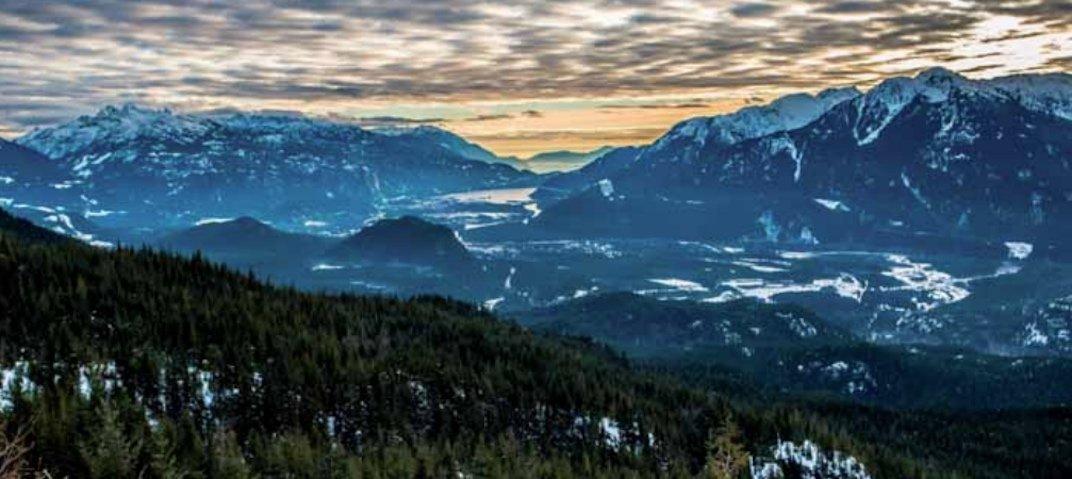 Garibaldi at Squamish ski resort
