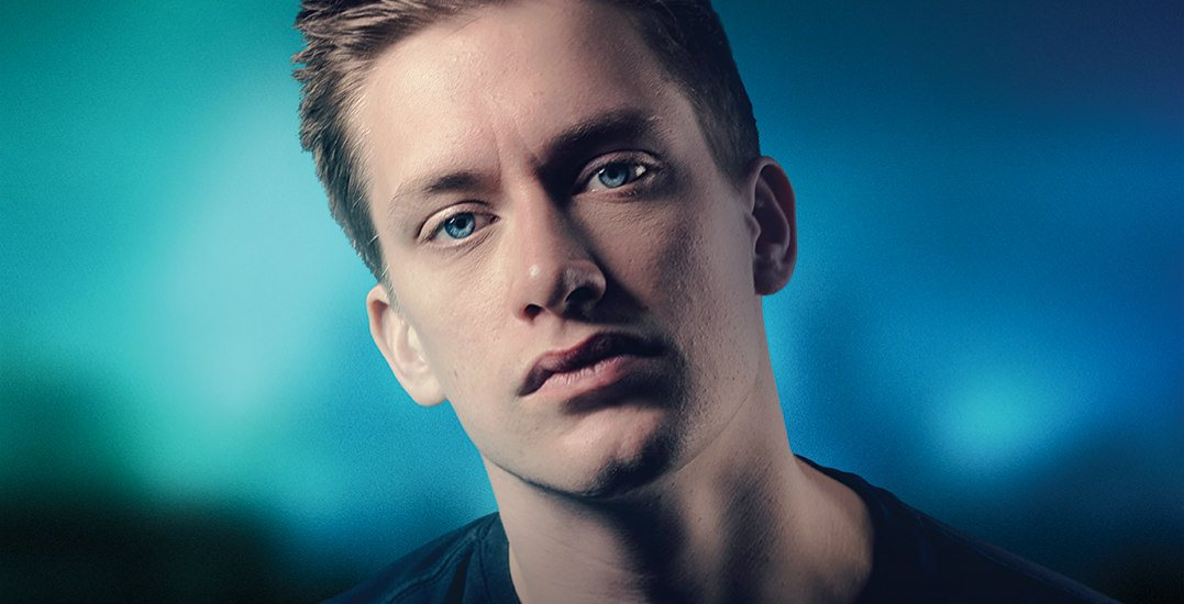 Daniel Sloss announces live show at the Commodore Ballroom