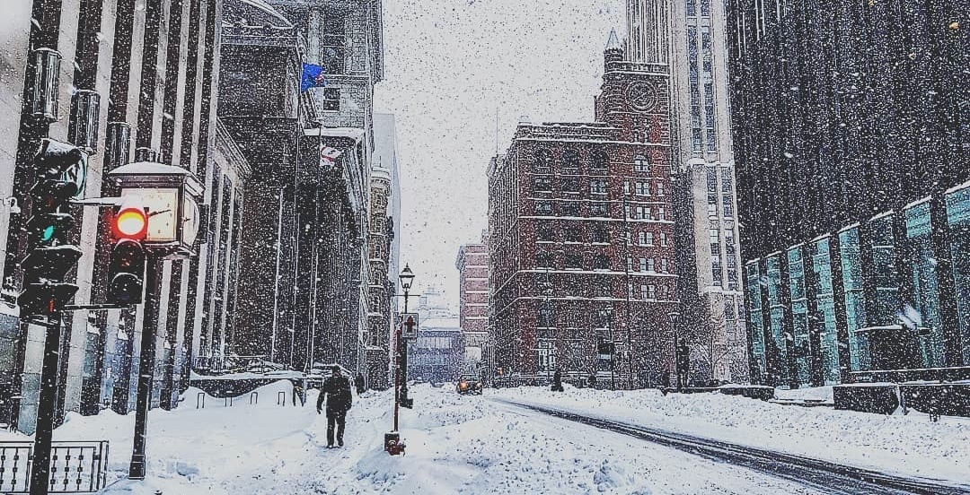 17 shots of what Montreal looks like right now (PHOTOS)