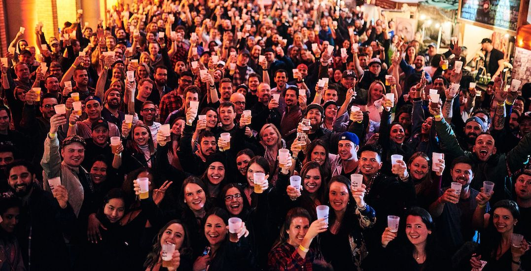 Toronto's giant winter beer festival is returning March 1 and 2