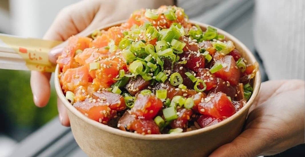 New Metro Vancouver poke joint to offers $6 bowls next week