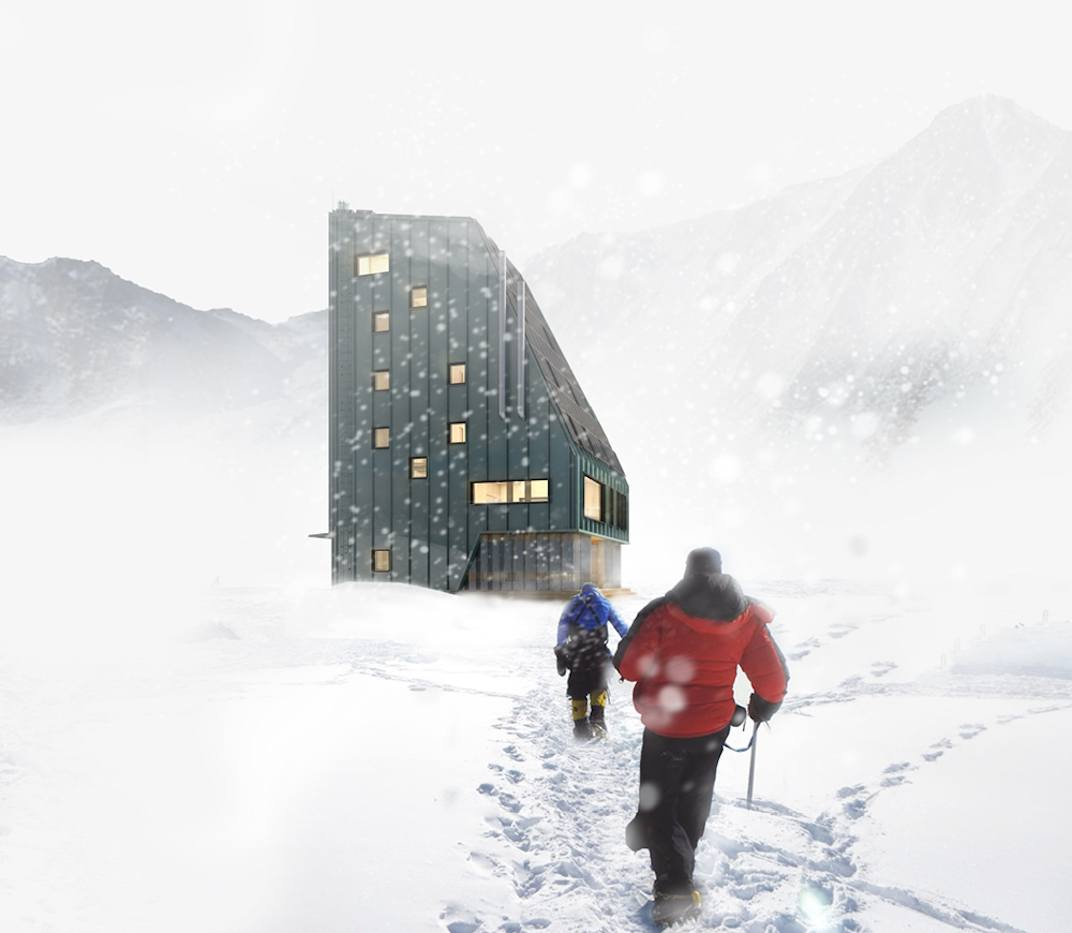 High Alpine Hut Network Sea To Sky Corridor