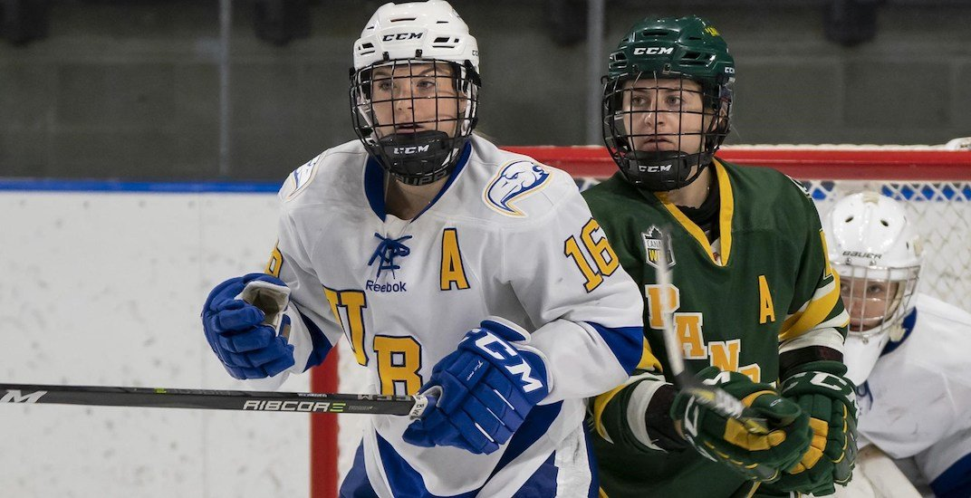 UBC women's hockey player calls out university for gender inequality, resulting in policy change
