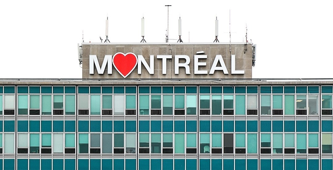 Trudeau airport shows some love for Valentine's Day