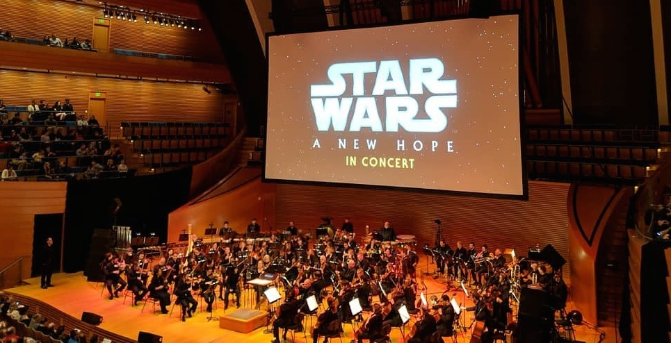 A live Star Wars concert is coming to Montreal on April 19 and 20