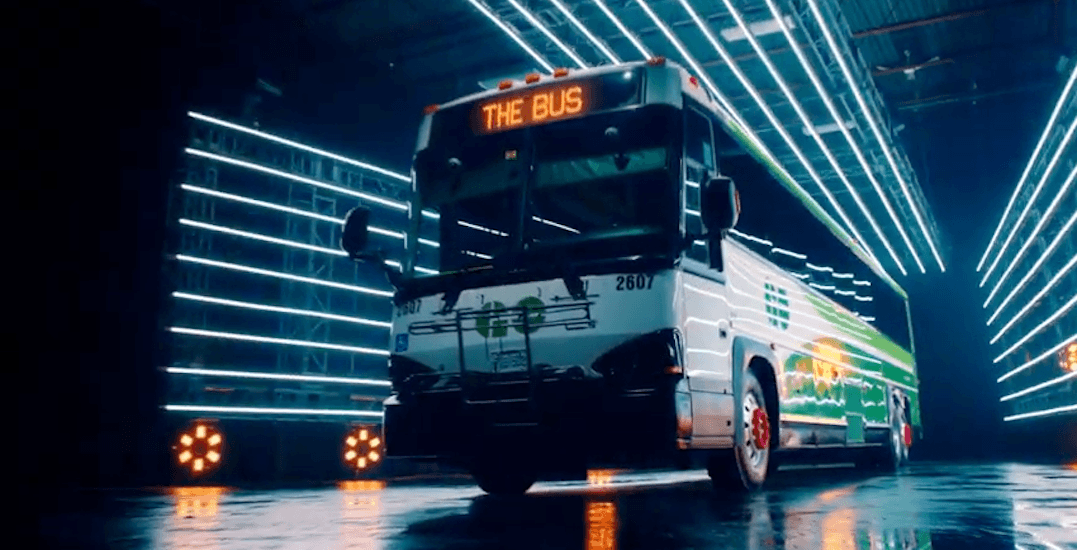 GO Transit just released a hilariously dramatic video ahead of the Toronto Autoshow