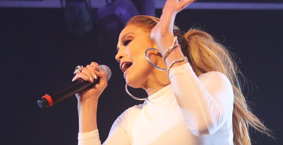 Jennifer Lopez is performing in Toronto July 7