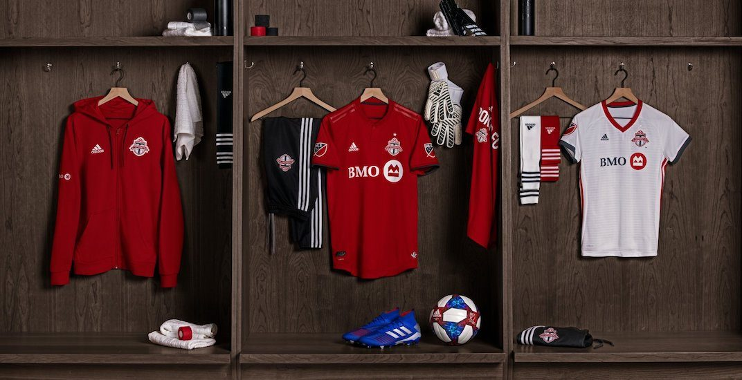 Toronto FC unveils a new jersey for 2019 season (PHOTOS)