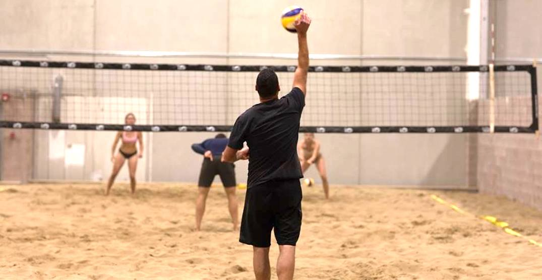 Calgary's indoor beach is restarting volleyball leagues today