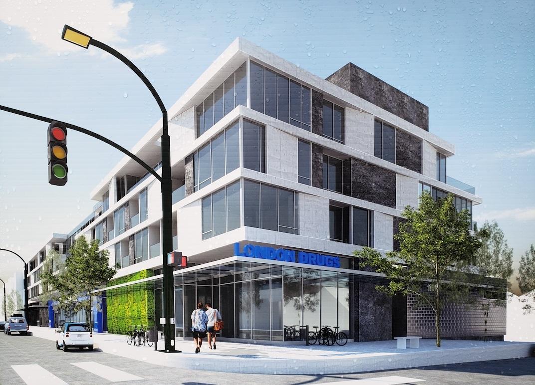 2803-2865 West 4th Avenue, Vancouver