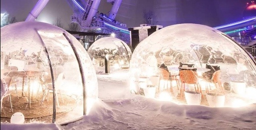 A magical 'garden dome' pop-up dinner is coming to Montreal (PHOTOS)