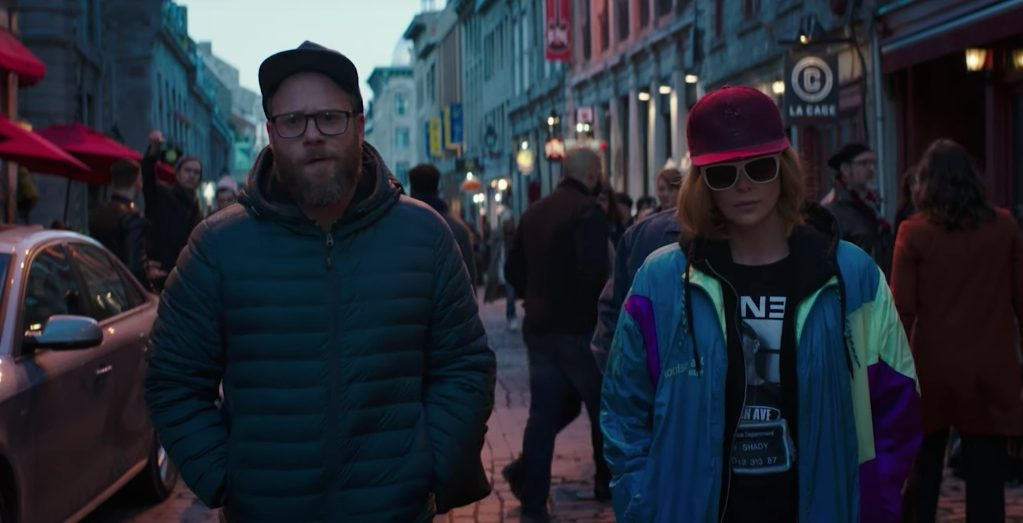 Seth Rogen goes reverse 'Pretty Woman' in new comedy (TRAILER)