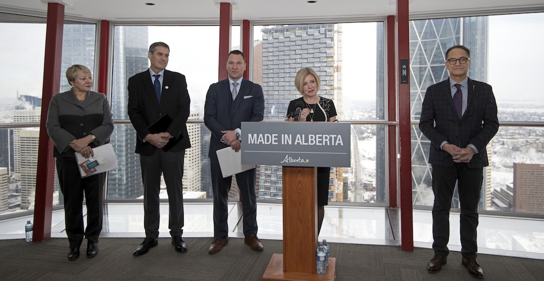 $100 million being invested in Alberta's artificial intelligence technologies
