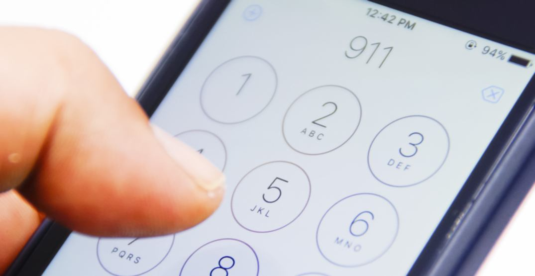 Some a**hole called 911 TWICE to complain about the Amber Alert message