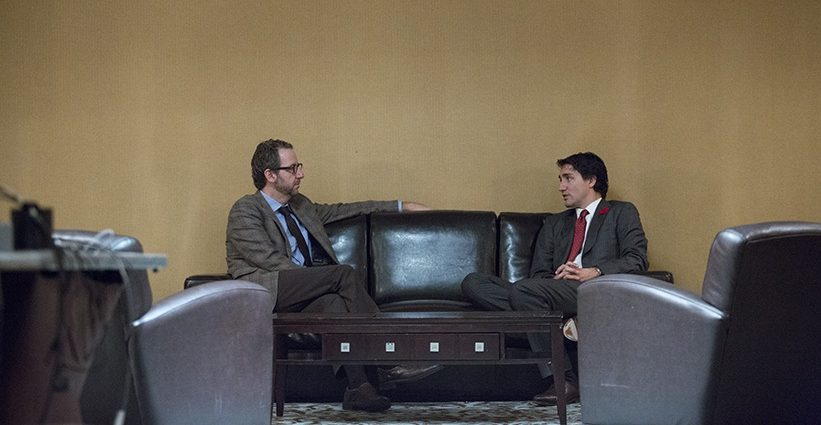 Gerald Butts, Trudeau's principal secretary, resigns amid SNC-Lavalin allegations