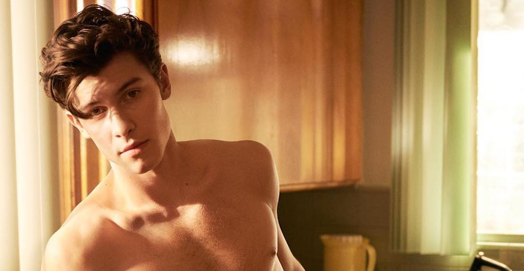 Shawn Mendes may have just broken the internet in new Calvin Klein campaign