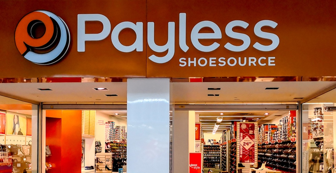 Payless Shoes is closing all of its North American stores