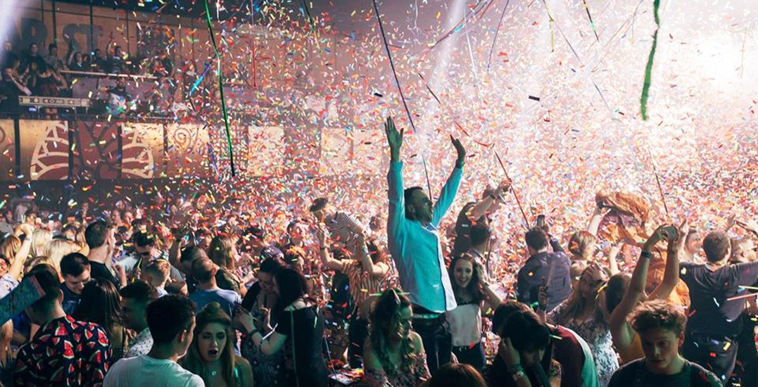 A bingo rave with 600 kg of confetti is coming to Toronto