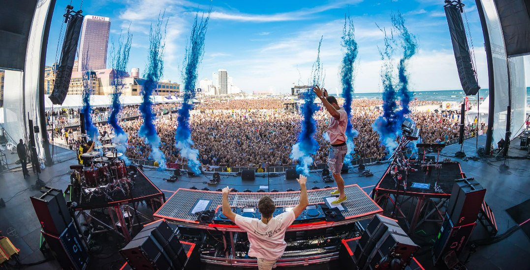 Win tickets to see The Chainsmokers live in Vancouver in December 2019 (CONTEST)