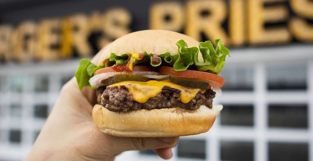 Get buy-one-get-one FREE Burger's Priest cheeseburgers in Toronto February 20 to 25