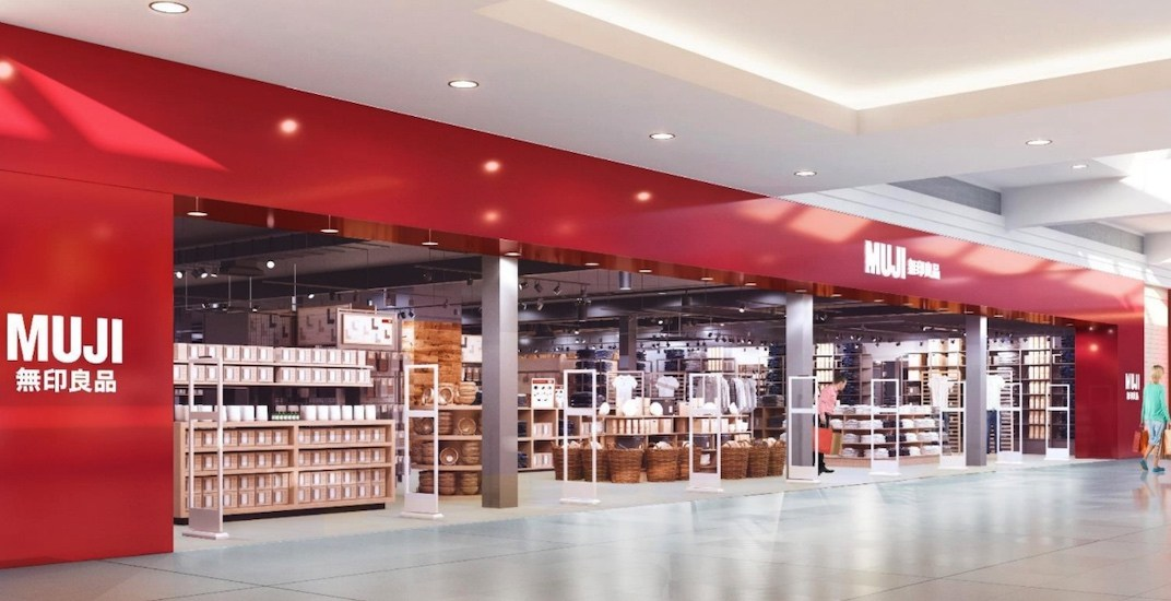 MUJI expanding its Richmond Centre store less than a year after opening