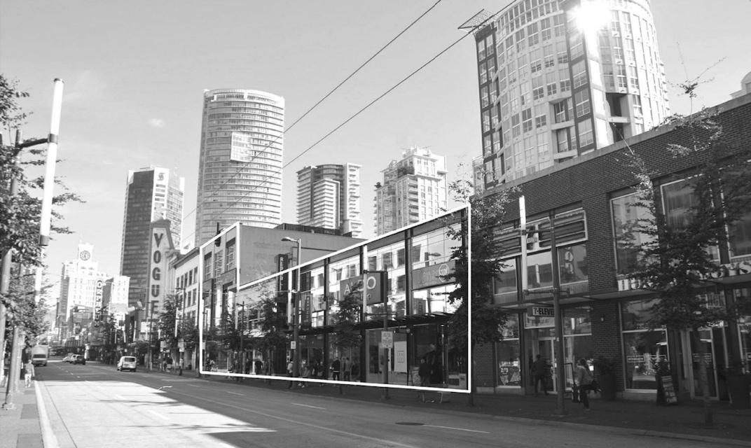 950 Granville Street Vancouver