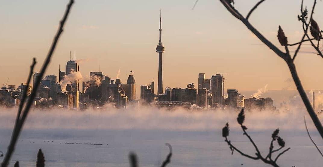 It's expected to drop as low as 2°C in Toronto tonight