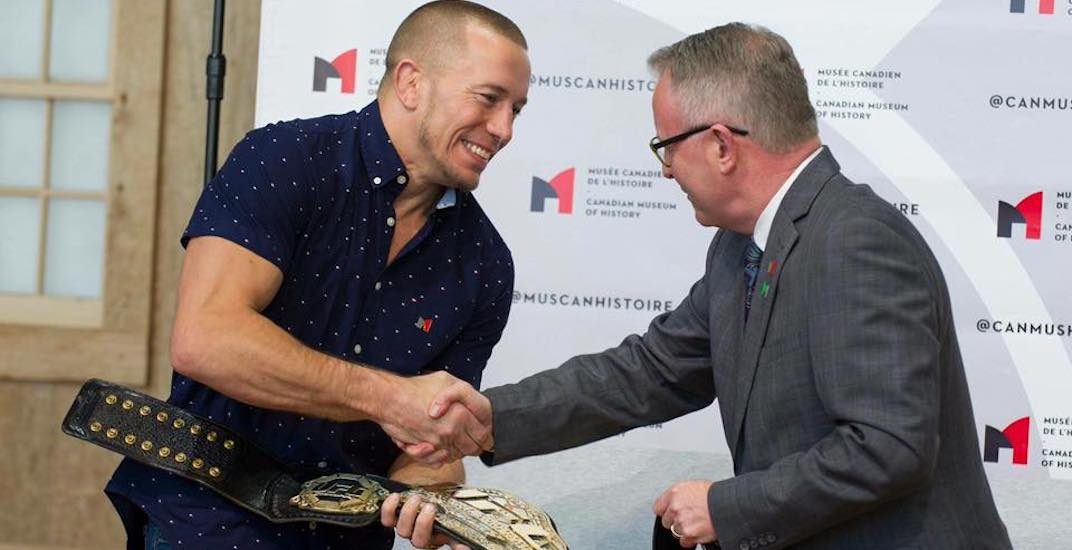 Georges St-Pierre to announce retirement from MMA: report