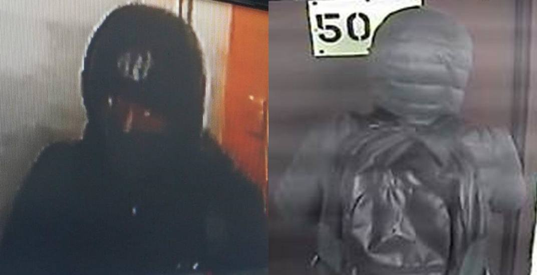 Toronto Police release photos of suspect in double shooting investigation (PHOTOS)