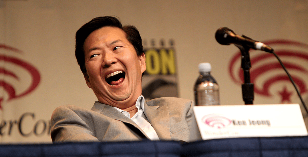 Ken Jeong shows Vancouver how to become a crazy rich Asian star