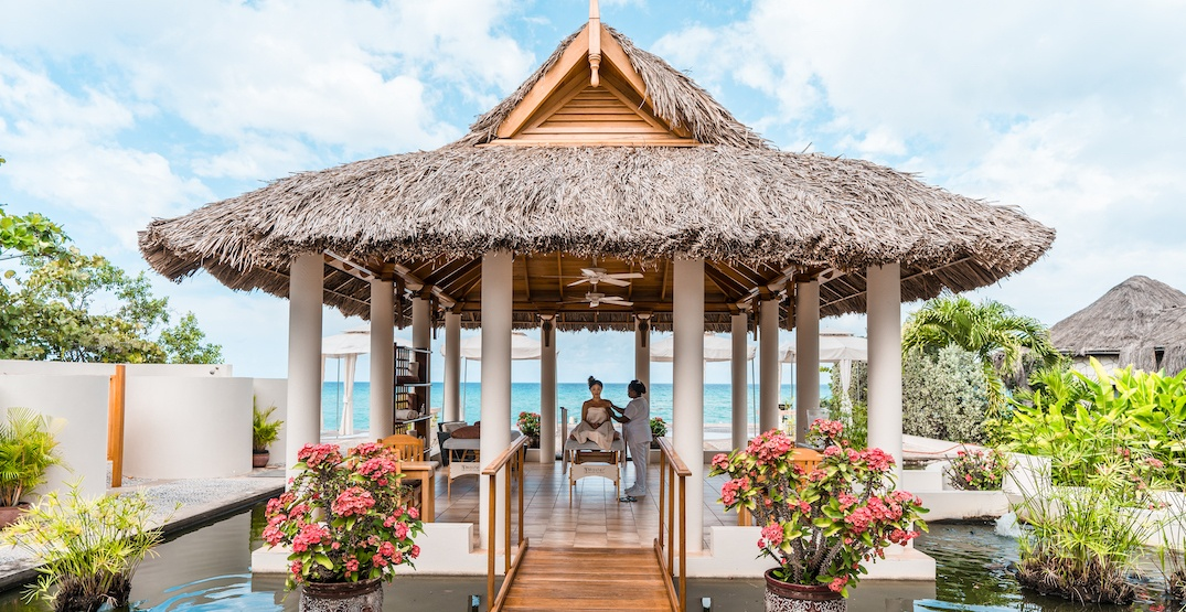 Trip of a lifetime: Win a luxurious spa retreat for 2 in Jamaica (CONTEST)