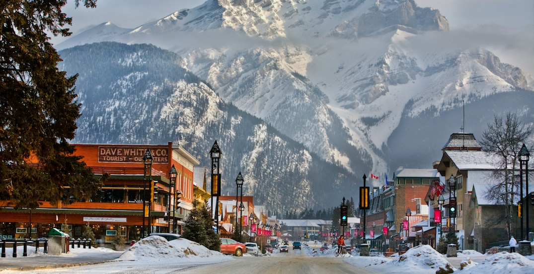 Banff is hosting Winter Wonderland activities during the holidays