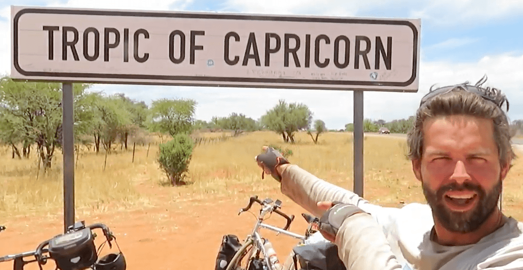 Opinion: What I learned cycling 31,000 km through Africa and Europe