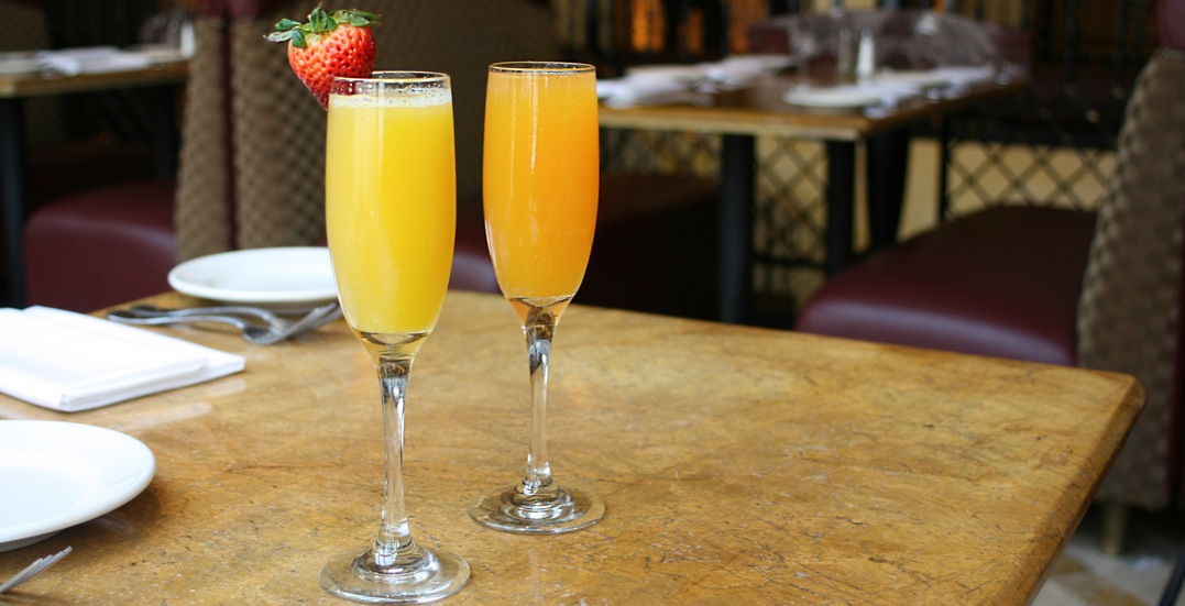 The City of Toronto might be saying 'cheers' to 9 am mimosas